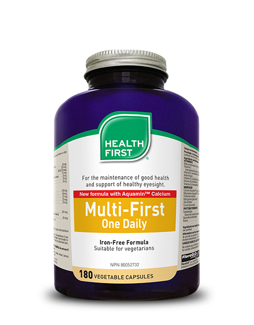 Multi-First One Daily Iron-Free